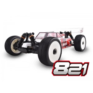 ETO821  Caster  1/8 4WD Racing Buggy PRO Kit