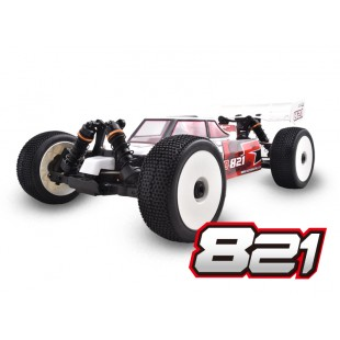 ETO821 1/8 4WD Racing Buggy PRO Kit