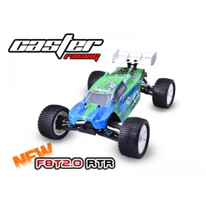 F8T2.0 1/8 Scale Electric 4WD Truggy