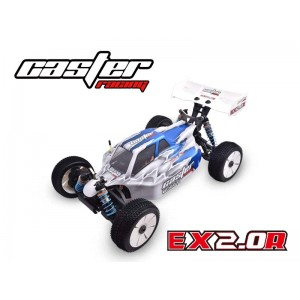 EX2.0RTR  1/8 Scale Electric Powered 4WD Buggy(Brushedless)