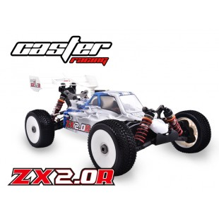 ZX2.0RTR  1/8 Nitro Powered Competition Buggy