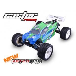 K8T2.0  1/8 Scale Nitro 4WD Truggy