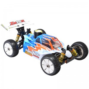 ZX1.5RTR001 1/8 Nitro Powered Competition Buggy