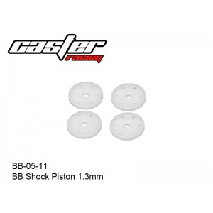 BB-05-11  BB Shock Piston 1.3mm