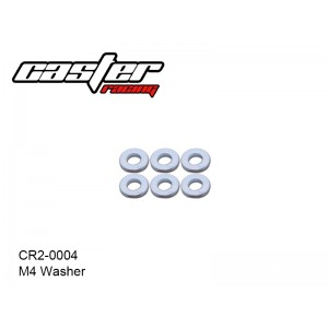 CR2-0004 M4 Washer 4x8x0.8