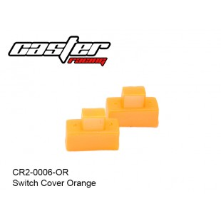 CR2-0006-OR  Switch Cover Orange