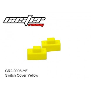 CR2-0006-YE  Switch Cover Yellow