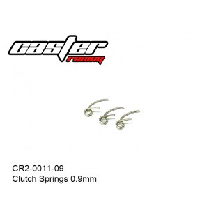 CR2-0011-09  Clutch Springs 0.9mm