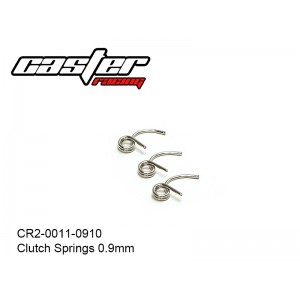 CR2-0011-0910  Clutch Springs 0.9mm