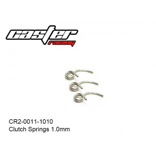 CR2-0011-1010  Clutch Springs 1.0mm