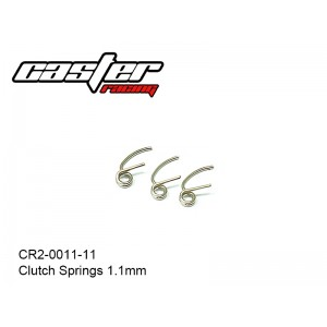 CR2-0011-11  Clutch Springs 1.1mm