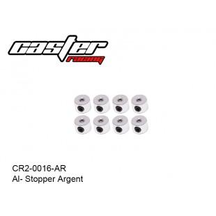 CR2-0016-AR   Al- Stopper Argent