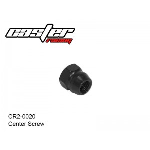 CR2-0020  Center Screw