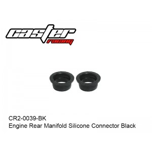 CR2-0039-BK  Engine Rear Manifold Silicone Connector Black