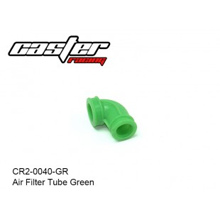CR2-0040-GR  Air Filter Tube Green