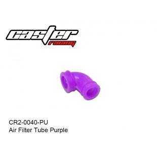 CR2-0040-PU  Air Filter Tube Purple