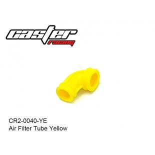 CR2-0040-YE  Air Filter Tube Yellow