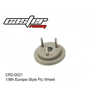 CR2-0021  1/8 Europe Style Fly Wheel