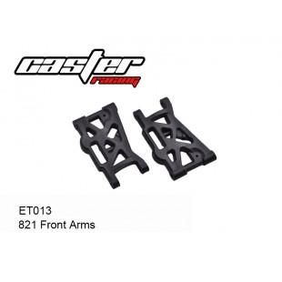 ET013  821 Front Arms
