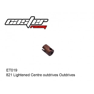 ET019  821 Lightened Centre outdrives Outdrives