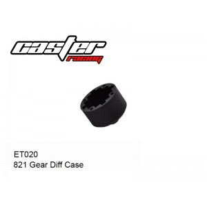 ET020  821 Gear Diff Case