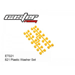 ET021  821 Plastic Washer Set