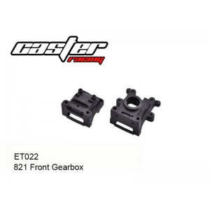 ET022  821 Front Gearbox