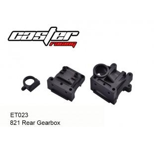 ET023  821 Rear Gearbox