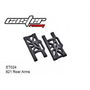 ET024  821 Rear Arms