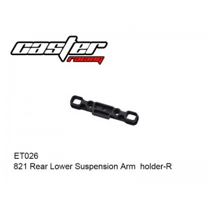 ET026  821 Rear Lower Suspension Arm  holder-R