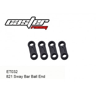ET032  821 Sway Bar Ball End