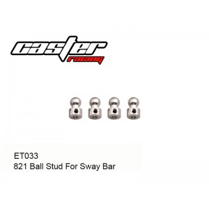 ET033  821 Ball Stud For Sway Bar