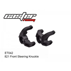 ET042  821 Front Steering Knuckle