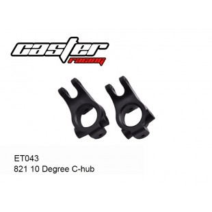 ET043  821 10 Degree C-hub