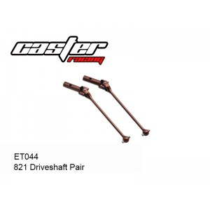 ET044  821 Driveshaft Pair