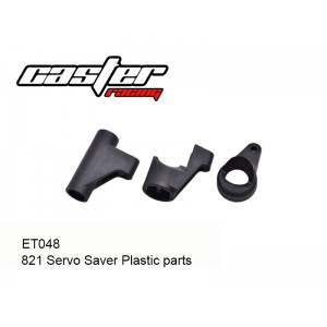 ET048  821 Servo Saver Plastic parts