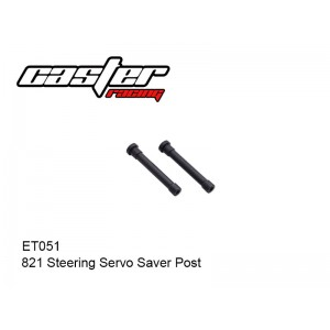 ET051  821 Steering Servo Saver Post