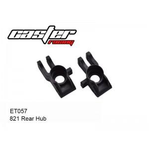 ET057  821 Rear Hub