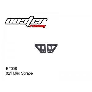 ET058  821 Mud Scrape