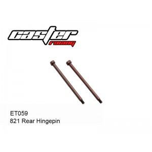 ET059  821 Rear Hingepin