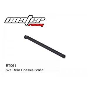 ET061  821 Rear Chassis Brace