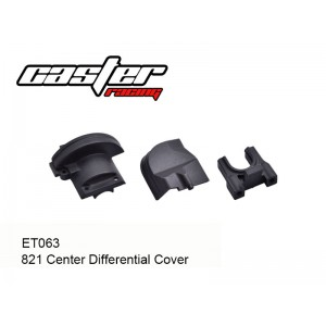 ET063  821 Center Differential Cover