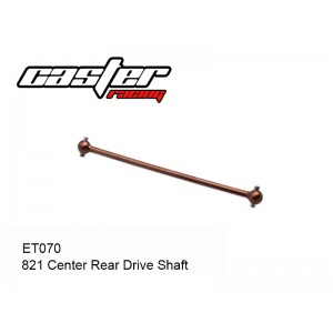 ET070  821 Center Rear Drive Shaft