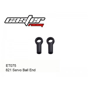 ET075  821 Servo Ball End