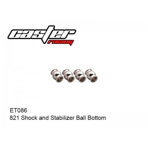 ET086  821 Shock and Stabilizer Ball Bottom