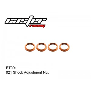 ET091  821 Shock Adjustment Nut