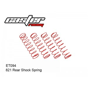 ET094  821 Rear Shock Spring