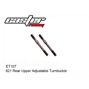 ET107  821 Rear Upper Adjustable Turnbuckle