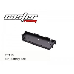 ET110  821 Battery Box