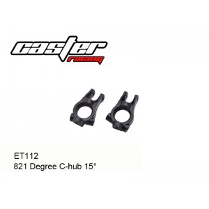 ET112  821 Degree C-hub 15°